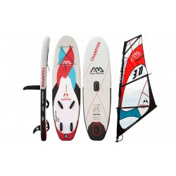 CHAMPION 9,9 Inflatable Windsurf All-Around SUP