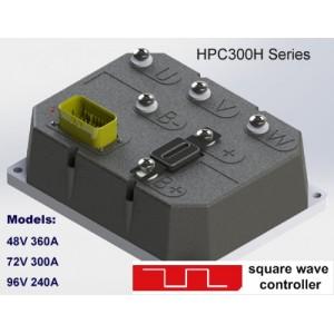HPC300 ohjain BLDC-moottorille 5 kW