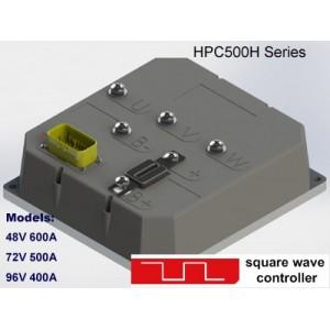 HPC500 ohjain BLDC-moottorille 10 kW