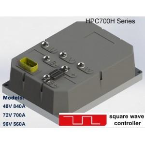 HPC700 ohjain BLDC-moottorille 20 kW