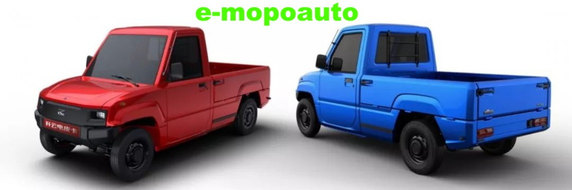 Sähkömopoauto