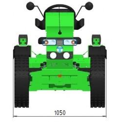 Sähkötraktori ET2000